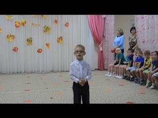 """Полищук Иван. Песня из М.Ф. """"Князь Владимир"""" на День Матери, ноябрь 2015 года"""