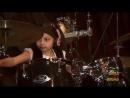 5-летняя девочка отлично играет на ударных _raquo; Триникси