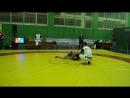 Турнир по самбо памяти Л.Г.Малиновского 27.02.16. - Лебеденко А.А. 5-я схватка за 3-е место.