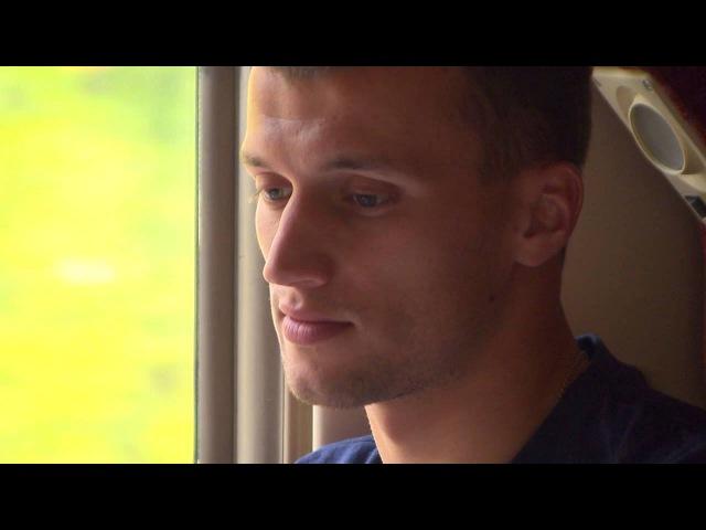 Железнодорожное интервью с Евгением Шляковым