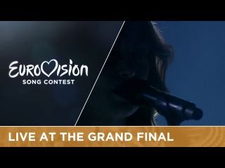 LIVE - Iveta Mukuchyan - LoveWave Armenia at the Grand Final - Eurovision Song Contest