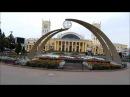 Украина Харьковский железнодорожный вокзал лучший в Украине