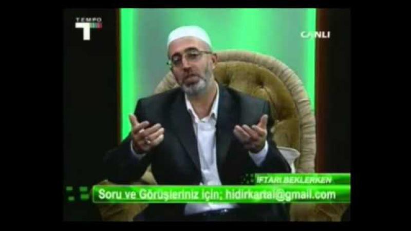 İFTARI BEKLERKEN HIDIR KARTAL HOCA 20
