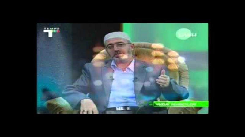 İFTARI BEKLERKEN HIDIR KARTAL HOCA 5