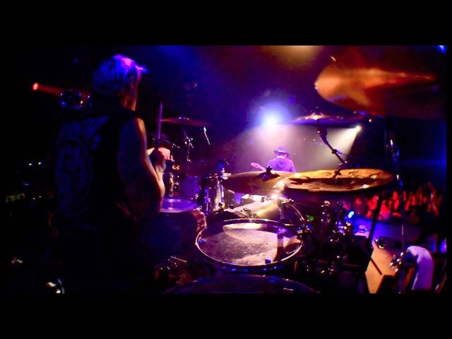Jeremy Colson Drum Cam - Steve Vai - Velorum