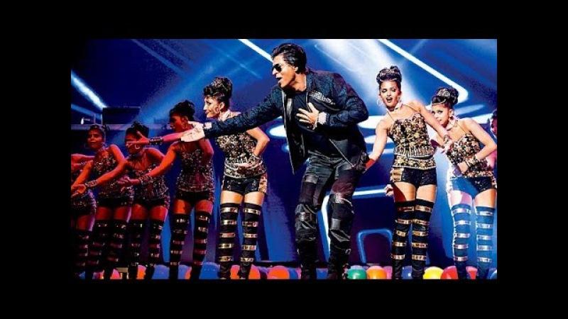 Shahrukh Khan performance in TOIFA