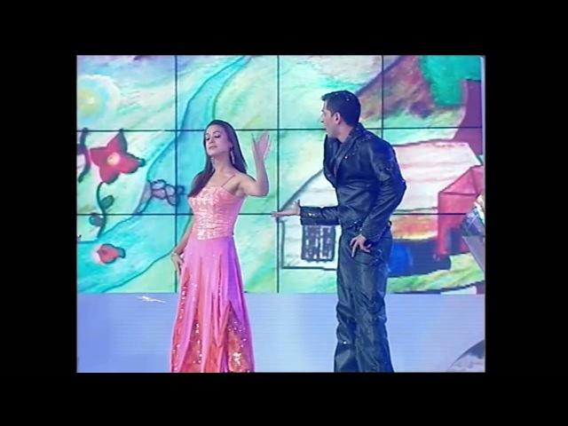 Zee Cine Awards 2004 Hrithik Roshan Preity Zinta Dance