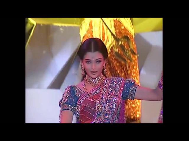 Zee Cine Awards 2003 Aishwarya Rai Dance