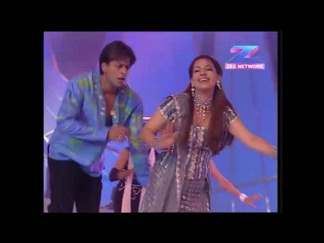 Zee Cine Awards 2004 SRK, Juhi, Priety Hrithiks Dance