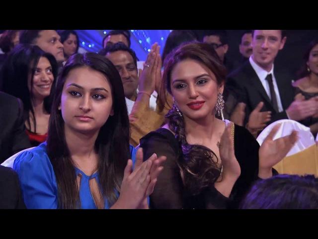 Deepika performs at Zee Cine Awards 2013