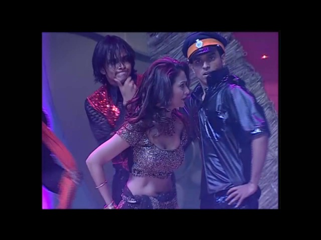 Zee Cine Awards 2006 Sharman Joshi, Riteish Deshmukh, Dia Mirza, Tushar Kapoor Dance Performance