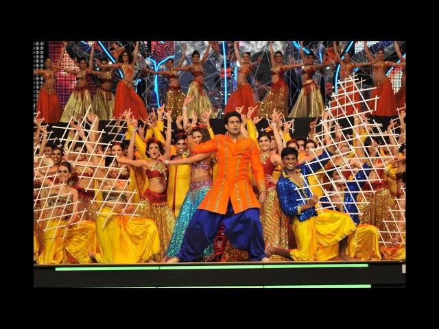 Abhishek Bachchan performance in TOIFA