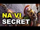 NAVI vs SECRET - EPIC AMAZING Manila Major Dota 2
