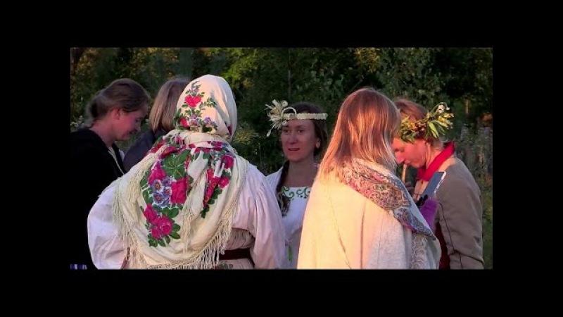 Swon Gora Besuch auf einem Anastasia-Landsitz in Weißrußland