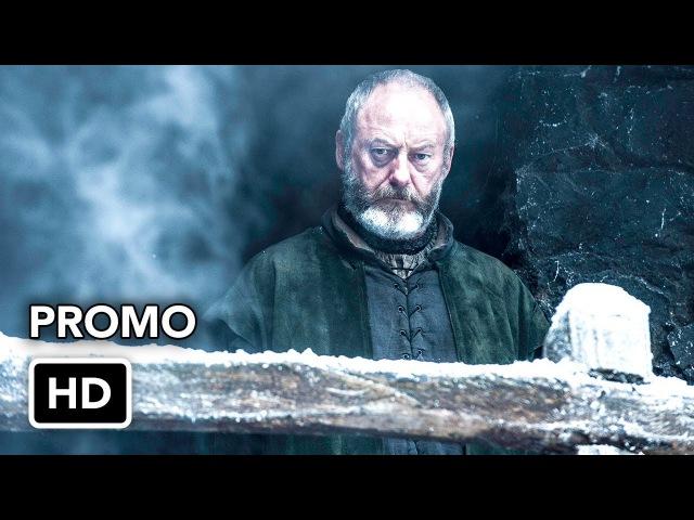 Игра престолов Game of Thrones 6 сезон 4 серия Промо Book of the Stranger HD
