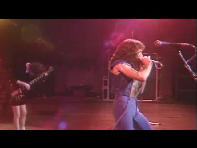 AC DC Live at the Hippodrome Golders Green London 1977
