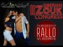 II SIBERIAN ZOUK CONGRESS 2016 | Wakko Masha | DEMO-1
