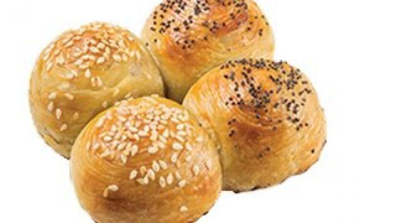 Самса Cách làm Bánh rán Hướng dẫn làm bánh ngàn lớp nhân thịt cán bột trộn hòa nhào ủ bột làm bánh