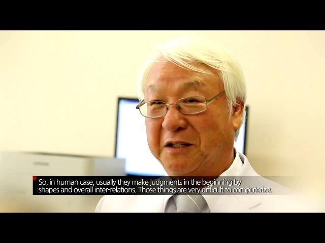 Короткий документальный фильм об игре Го (Бадук / Вейци)