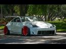 Erick iLDS Garcia's Bagged Flared Nissan 350Z   NextGen Tuning