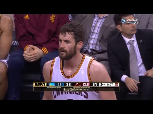 NBA - Final 2016- Golden State Warriors - Cleveland Cavaliers - game 4 ( Кливленд - ГСВ - 5 матч )