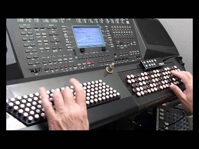 Papalapap - gespielt mit Ketron X1 von Hans Frank