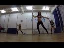 Диана Норец тренировка exotic pole dance