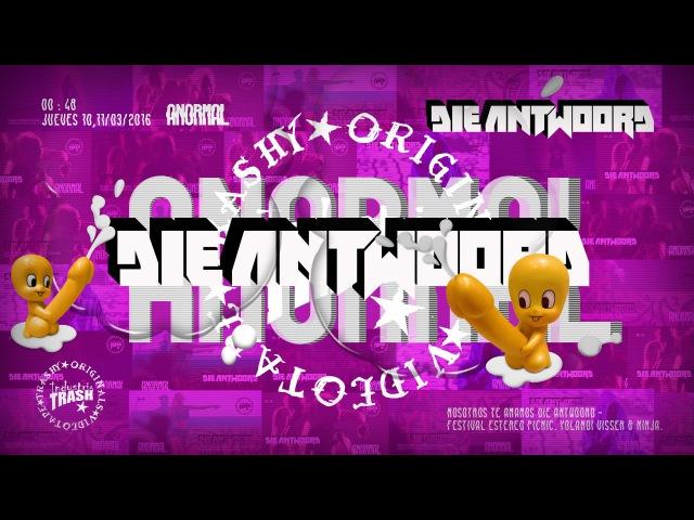Die Antwoord. Enter The Ninja. Festival Estéreo Picnic. TOV FEP