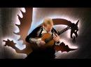The Elder Scrolls V: Skyrim - Ancient Stones (Acoustic Classical Guitar Cover by Jonas Lefvert)