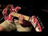 'Panama' - Van Halen (cover w backing track)