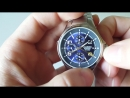 Обзор часов Casio EDIFICE EF-316D-2AVEF (Review)