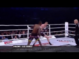 GLORY 34. Robert Thomas vs Israel Adesanya