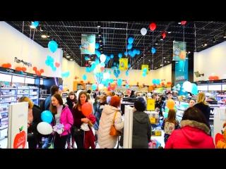 Відкриття магазину в ТРЦ Victoria Gardens.