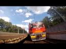 Ярик , Сайд 2 way через тоннель с подъездом на платформенную сторону!!! (Очень опасные моменты)