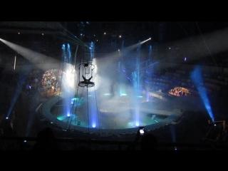 Цирк Шоу фонтанов часть 13 Воздушная гимнастка