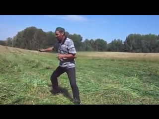 Сенокос зианчура (тренировка)
