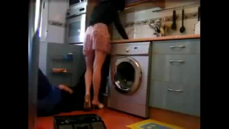 Скрытая камера домашнее видео ванной Вами