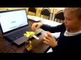 Занятие по построению модели биплана