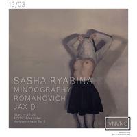 12/03 Ryabina, Mindography, Romanovich & Jax D