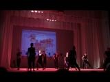 Танец Дух Самураев НТМСХ