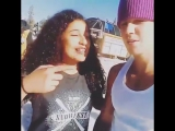 February 29: Justin with a fan at Big Bear Mountain in California.