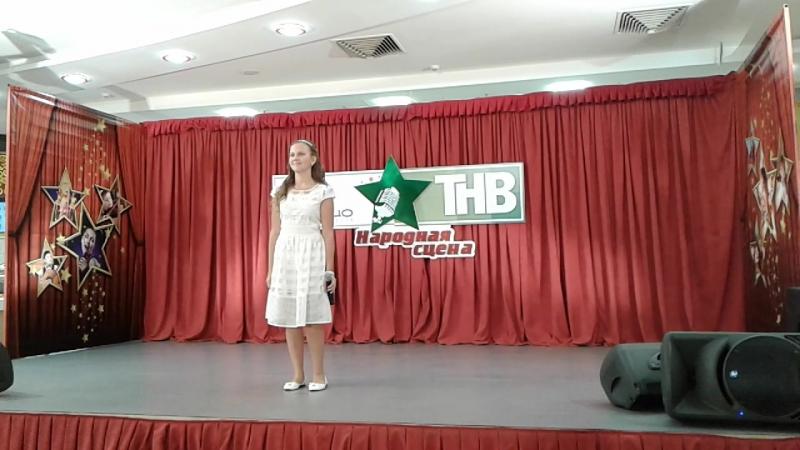 Гумирова Рената- Ангелы Конкурс Народная сцена ТНВ