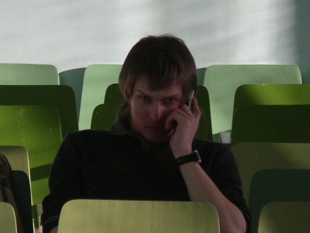 Илья Салтанов | Москва