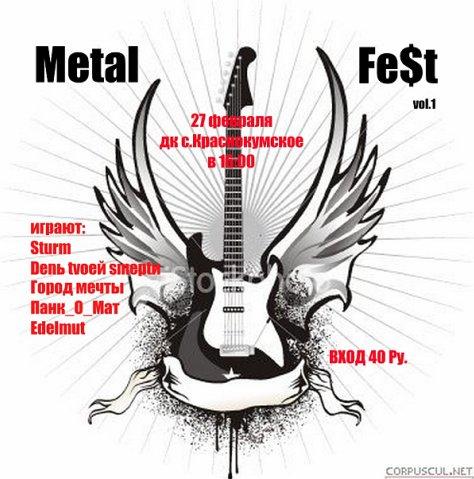 Metal Fe$t vol.1