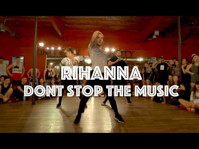 Rihanna - Don't Stop The Music   Hamilton Evans Choreography