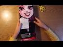 Обзор куклы Монстр Хай . Review of Monster High Dolls