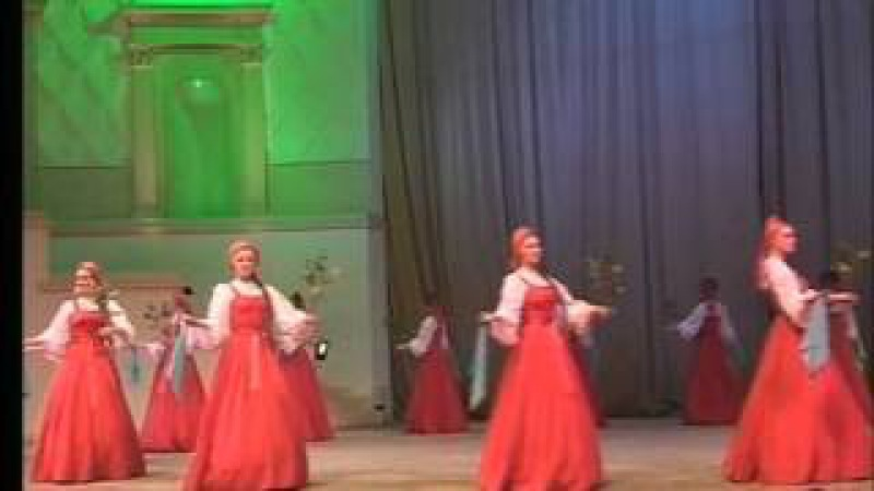 Ансамбль Берёзка Русский девичий хоровод Берёзка