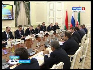 Товарооборот между Татарстаном и республикой Беларусь нужно увеличивать