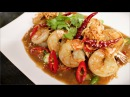 Tamarind Shrimp Hot Thai Kitchen