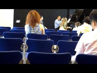 Мастеркласс Даниэла Поллака. Alion Baltic International Music Festival 2015.